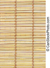 bamboo  background - Wicker texture bamboo wood background