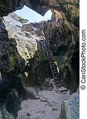 Cueva Del Indio - Indian Cave, Puerto Rico - Cueva Del Indio...