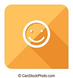 Customer satisfaction icon