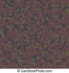 military camouflage seamless color