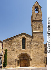 Salon-de-Provence (France): historic church -...