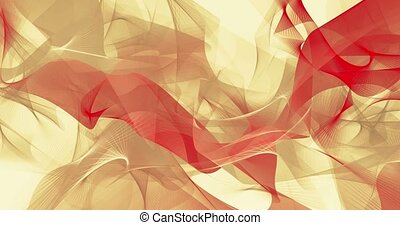 Abstract background in red and light brown colors