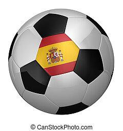 サッカー, ボール, スペイン語
