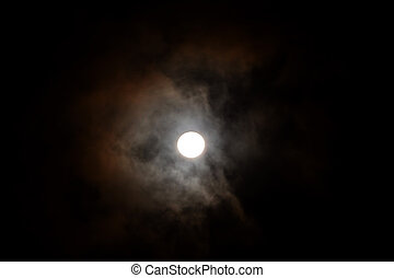 Full Moon, Opposition To The Sun - Full Moon, Moon When The...