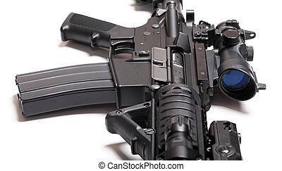 eua., exército, Carbine,