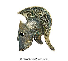 Ancient Greek Spartan Helmet - Ancient Greek Helmet Spartan...