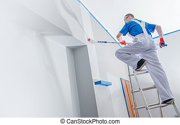 House Painting Business - House Painting and Renovation...