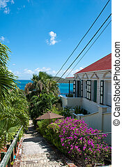Colours of Saint Thomas, US Virgin Islands