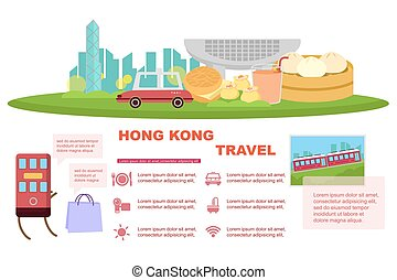 Hong Kong travel element