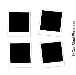 Collection photo frame - Set collection four photos frame...