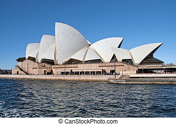 Sydney Harbour - View of Sydney Harbour in Australia