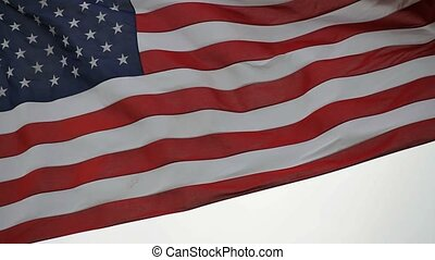 United States of America flag 1080p - Stars and Stripes flag...