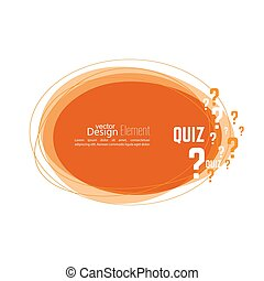 Question mark icon. Help symbol. Quiz vector. Banner...