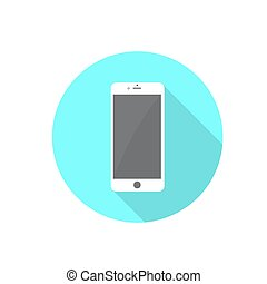 Phone icon eps - Phone icon, phone pictograph, phone web...