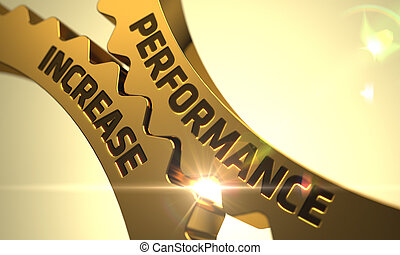 Performance Increase on the Golden Cog Gears - Performance...