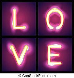 love letter illumination