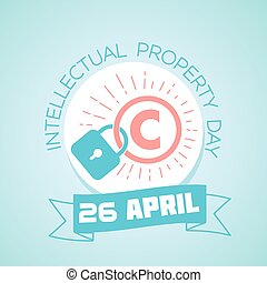 26 April World Intellectual Property Day - Calendar for each...