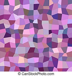 Purple colorful irregular rectangle background - Purple...