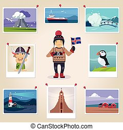 Iceland Photographer Surrounded With Photos - Iceldn...
