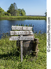 Do not feed that Gators
