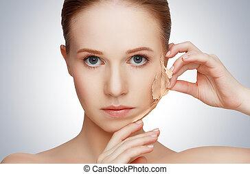 beauty concept rejuvenation, renewal, skin care, skin...