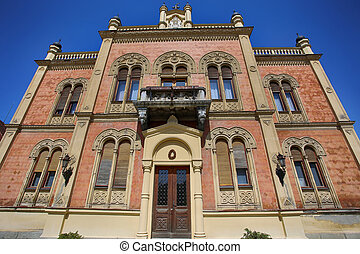 Vladicin Court Palace of Bishop in Novi Sad, Serbia