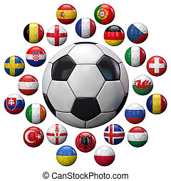 Euro 2016 France Football Teams - Football 2016 UEFA...