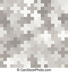 Urban camouflage fabric texture with structure of monochrome...