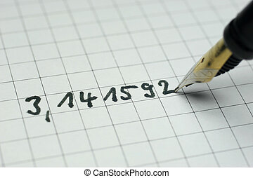 Pi - In mathematics, Pi is the most important number in the...