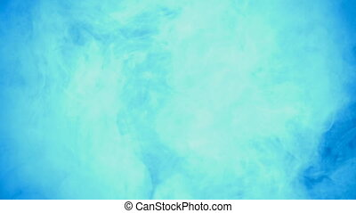 Abstract Color Smoke Background from Nightclub - Abstract...