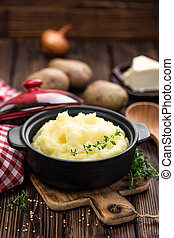 mashed potato