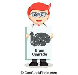 Employee brain upgrade