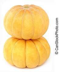 Cucumis Melo or Muskmelon of Indian subcontinent