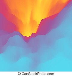 Lava Abstract background Modern pattern For Your Design