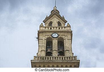 Saint Lawrence Church Bellfry, Spain - Saint Lawrence Church...