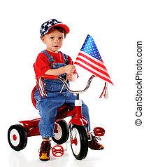 patriótico, Triker