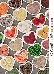 Health Food - Health and body building high protein super...