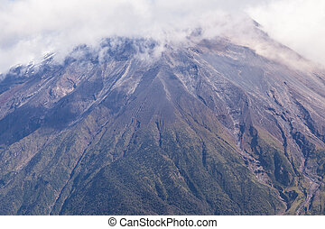 Tungurahua Explosion, South America - Powerful Day Explosion...