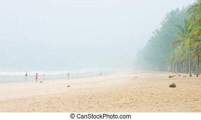 Indonesia fires causing smog in Thailand tourist islands -...