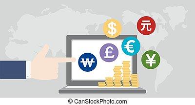 money around the world,finance 2