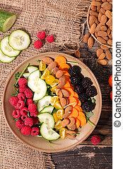 diet food salad
