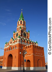 Tower in Yoshkar-Ola Russia - Annunciation Tower in...