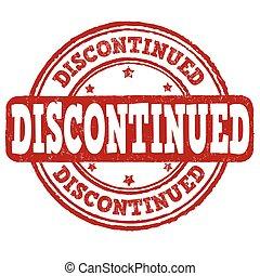 Discontinued grunge stamp - Discontinued grunge rubber stamp...