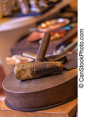 Tools for Metal Embossing - Tools for Hand Metal Embossing...