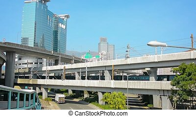 quot;Hong Kongs Complex, Multilevel Transportation...
