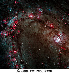 View image of Galaxy system isolated Elements of this image...