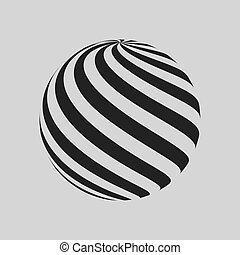 sphere icon design