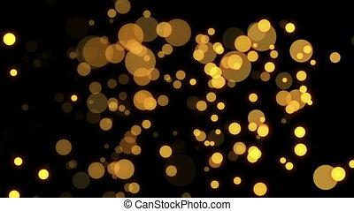 Flickering Particles Loop