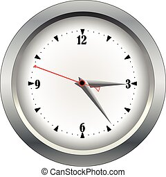 time clocks pointer - Instrument to mark time