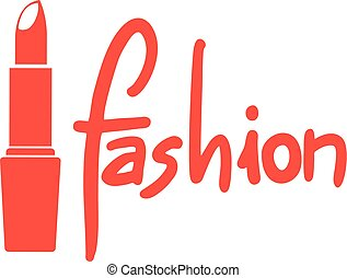 red fashion symbol